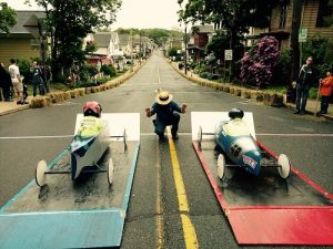 10th Annual Soap Box Derby – May 20, 2017