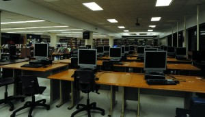 Picture of Computer Classroom in Voorhees High School