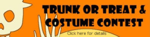 Trunk or Treat Costume Contest