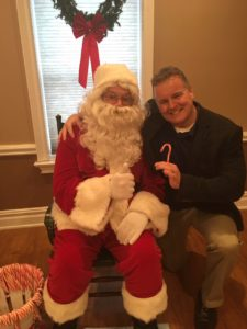 """""""COOKIES WITH SANTA"""" HOSTED BY WOMEN'S GROUP"""