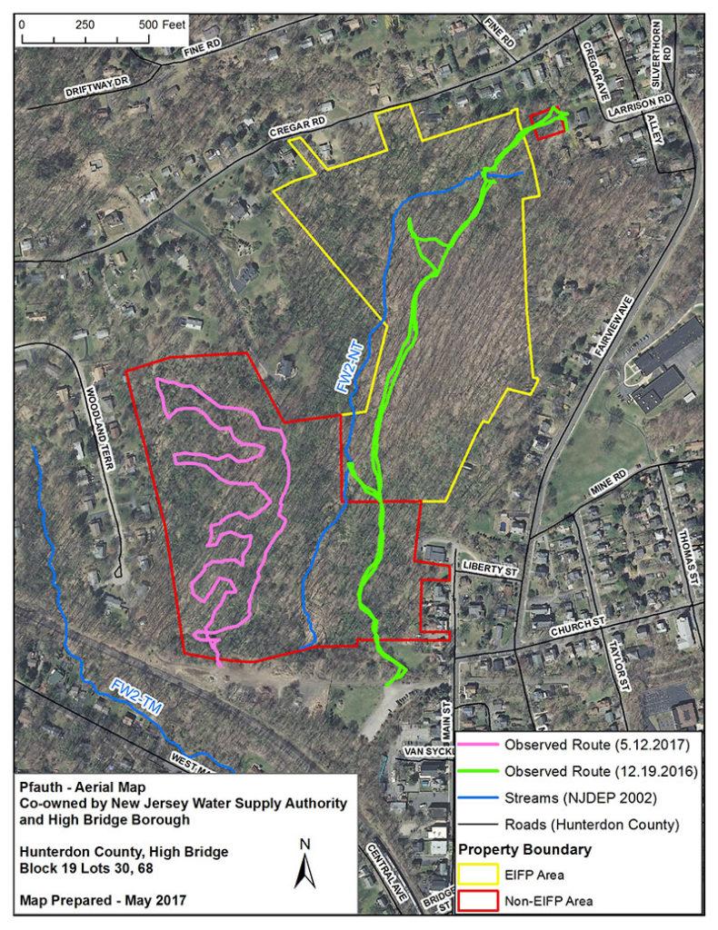 Commons Multipurpose Trails on