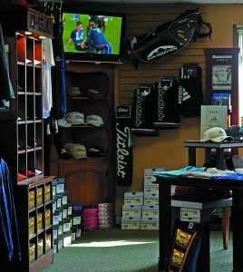 High Bridge Hills Golf Club Clubhouse Golf Shop